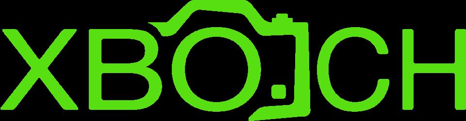XBO Logo Neu Leucht Grün